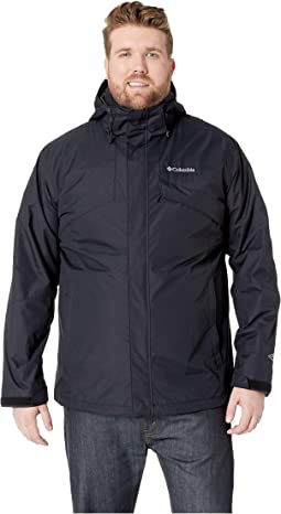 Big & Tall Bugaboo™ II Fleece Interchange Jacket