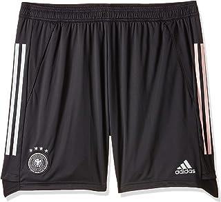 adidas Men's DFB Training Shorts, Grey (Carbon), Medium