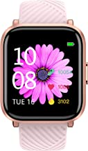 Smart Watch, Virmee VT3 Lite Fitness Tracker Compatible with iPhone Android Phones, Customizable...