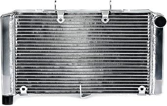 FidgetGear Street Bike Engine Cooling Radiator ALU for Honda CB 600 F Hornet 2008-2013 2012