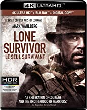Lone Survivor [4K Ultra HD + Blu-ray + Digital Copy]