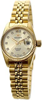 "ORIENT""President"" Classic Automatic Sapphire Gold Ladies Watch NR16001G"