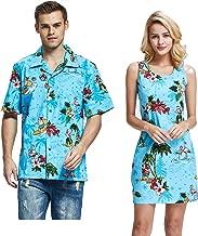 cheap matching hawaiian shirts and dresses