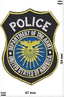 Aufn/äher Embleme B/ügelbild Aufb/ügler Police Mobile Country Police Patch US Alabama Polizei Sheriff SWAT Patches Patch