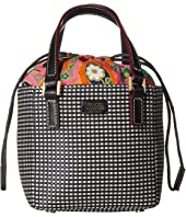Frances Valentine - Moxy Dot Jacquard Small Top-Handle Tote