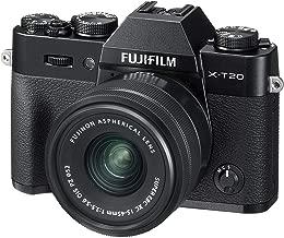$649 » Fujifilm X-T20 Mirrorless Digital Camera with XC 15-45mm F3.5-5.6 OIS PZ Lens - Black (Renewed)