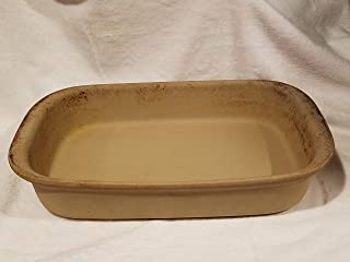 Pampered Chef Family Heritage Stoneware Rectangular Baker, 1430