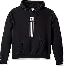 adidas Originals Men's Skate Solid Pillar Hooded Sweatshirt