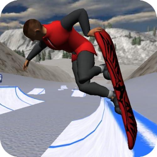 Snowboard Freestyle Mountain