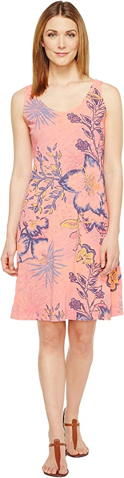 Fresh Produce - Cabana Bright Drape Dress