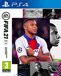 FIFA 21 PlayStation 4 Champions Ed, include upgrade per PS5