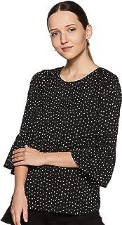 Krave Women's Polka dot Regular Top