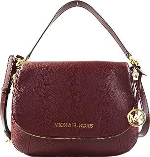 Michael Kors Bedford Medium Convertible Flap Shoulder Crossbody Bag Purse Handbag