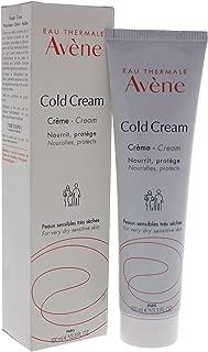 Avene Cold Cream for Unisex - 3.3 oz Cream, 99 Milliliter