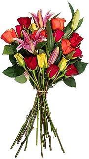 Benchmark Bouquets Big Blooms, No Vase (Fresh Cut Flowers)