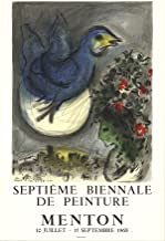 Marc Chagall The Bluebird (L'Oiseau Bleu) 30