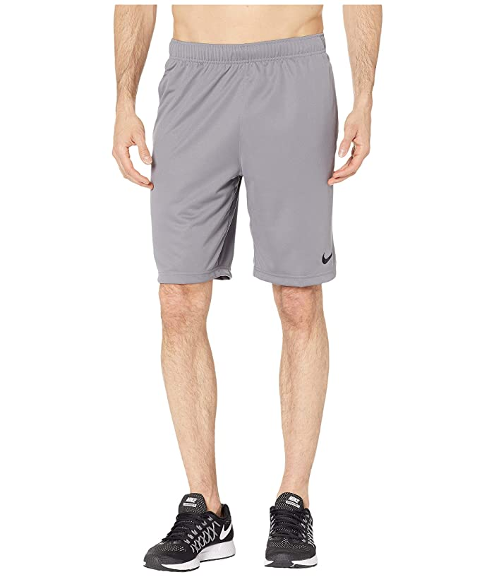 Nike Dry Training Short (Gunsmoke/Black) Men