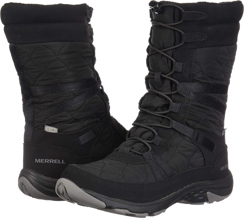 Merrell Women's Approach Tall Waterproof Hiking Boot