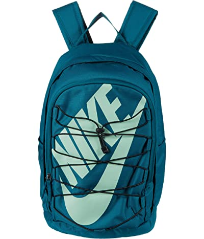 Nike Hayward Backpack 2.0 (Geode Teal/Geode Teal/Enamel Green) Backpack Bags