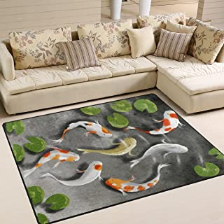 Best japanese area rugs Reviews
