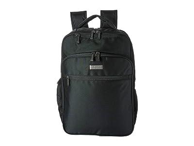 Kenneth Cole Reaction 16 EZ Scan RFID Computer Backpack (Black) Backpack Bags
