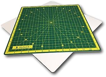 Skyhawk Self-Healing 14-Inch-by-14-Inch 360° Rotating Cutting Mat