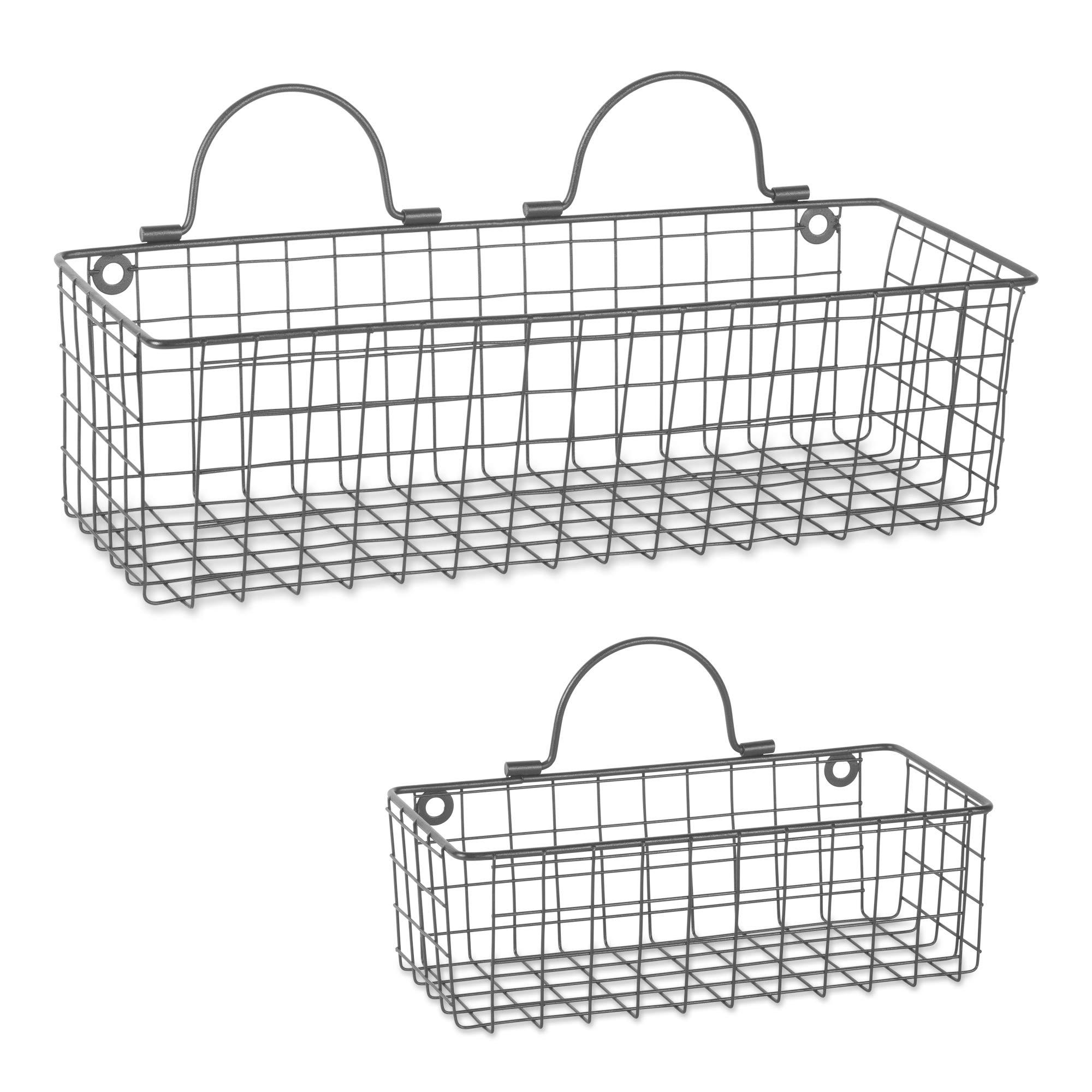 hanging baskets for bathroom amazon com rh amazon com  hanging baskets for bathroom storage