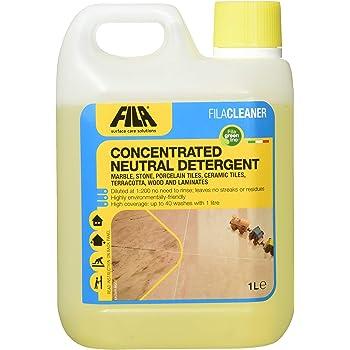 FILA Soluciones de cuidado de superficies, detergente neutro ...