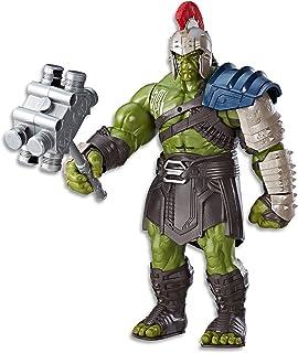"Marvel Avengers - Thor Ragnarok - 12"" Gladiator Hulk Electronic - Toy Superhero"