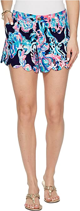 Lilly Pulitzer - Buttercup Stretch Twill Shorts