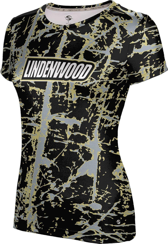 ProSphere Lindenwood University Girls' Performance T-Shirt (Distressed)