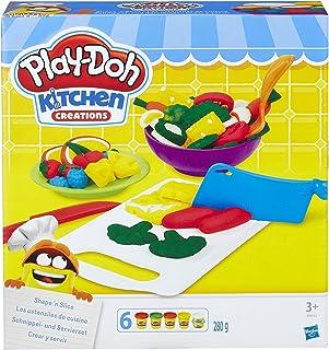Play-Doh- PDH Core Crear y Servir, 21 x 20 cm (Hasbro
