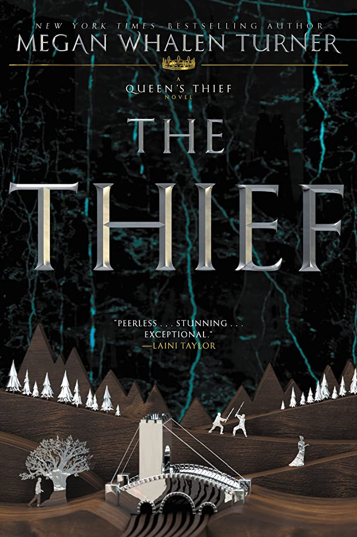 収穫コンパニオン明快The Thief (The Queen's Thief Book 1) (English Edition)