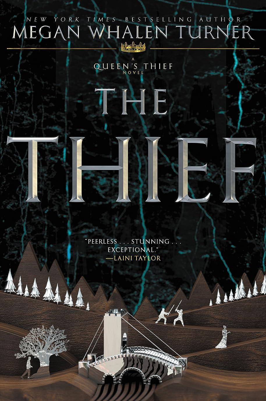 ソロ興味骨The Thief (The Queen's Thief Book 1) (English Edition)