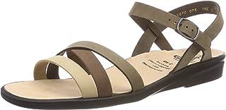 Ganter Women's Sonnica, Weite E Sandals