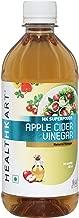 HealthKart Apple Cider Vinegar (ACV), Unflavored- 500 mL (ACV Filtered, 500mL)