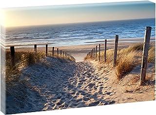 Türposter Türfolie Türtapete versch.Größen Strand Meer Sonne Beach Wellen Wasser