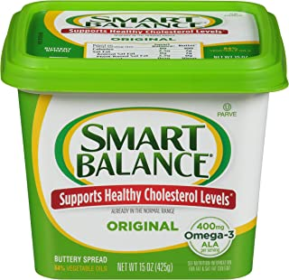 Smart Balance Buttery Spread, Keto Friendly, Butter Substitutes, 15 Oz