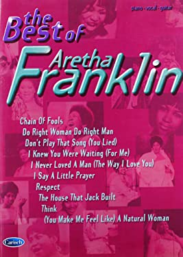 The Best Of Aretha Franklin (Piano/Voice/Guitar)