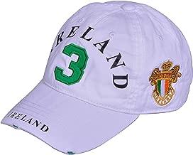 Robin Ruth Ireland Polo Style Hat | Premium Grade White