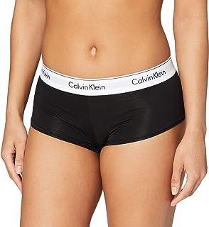 Calvin Klein Women's 0000F3788E-Black Thong