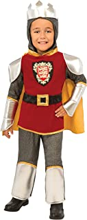 Rubies Kid's Deluxe Knight Costume, Large