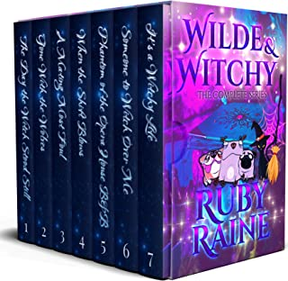 Wilde & Witchy: The Complete Series (A Paranormal Mystery Romance)