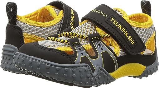 Black/Yellow