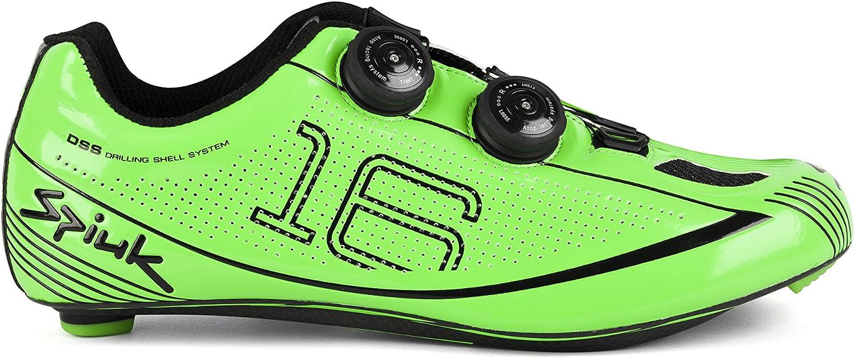 Spiuk 16Road CARBONO Schuhe Unisex, Farbe, Unisex - Erwachsene, 16Rc Road C