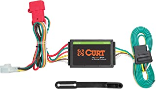 CURT 55370 Vehicle-Side Custom 4-Pin Trailer Wiring Harness for Select Subaru Forester, Legacy, Outback, B9 Tribeca, WRX