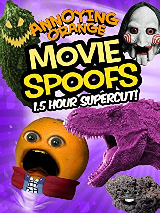 Annoying Orange Movie Spoofs! (1.5 Hour Supercut)