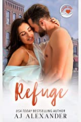 Refuge: A Small Town Single Parent Romance (Seaside Love Book 1) Kindle Edition