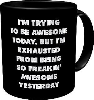 michigan awesome mug