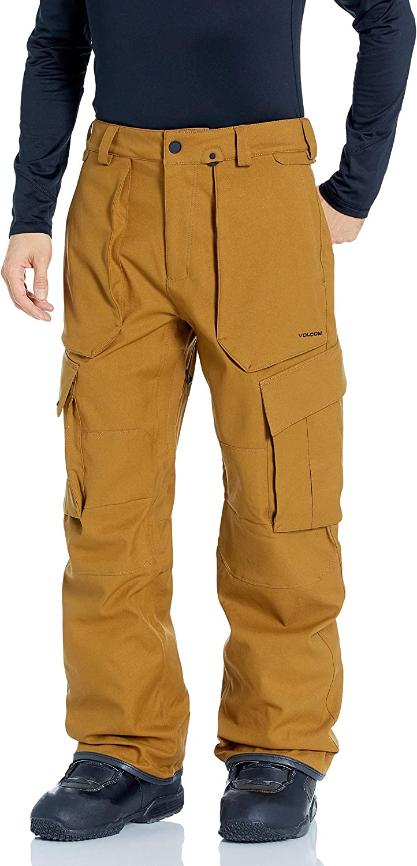 Volcom Men's V.co Twenty Snow Pant Kansas City Mall Overseas parallel import regular item One